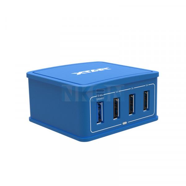 XTAR 4U USB-Ladegerät