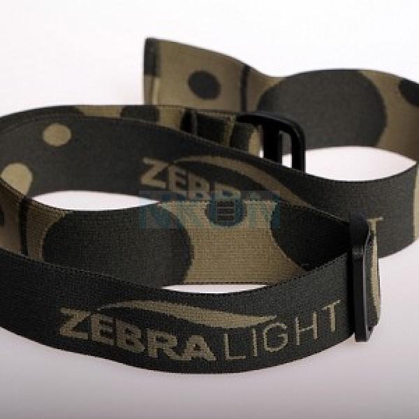 Zebralight-Stirnband