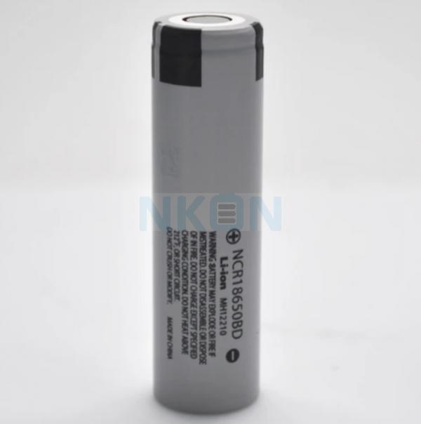 Panasonic NCR18650BD 3100mAh - 10A