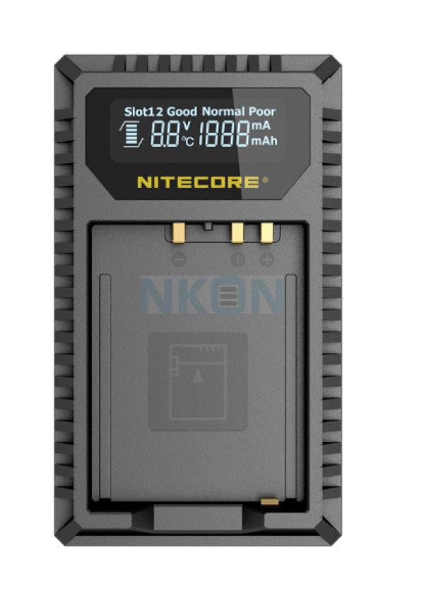 Nitecore FX1 - Fuji (NP-W126 / NP-W126S)