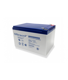 Ultracell Deep Cycle 12V 12Ah Bleibatterie