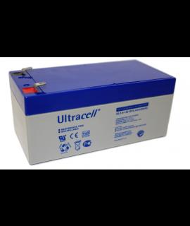 Ultracell 12V 3.4Ah Bleibatterie