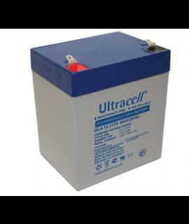 Ultracell 12V 4Ah Bleibatterie