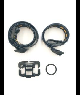 Stirnband + Halter für Armytek Wizard (Pro) C2 / Elf C2