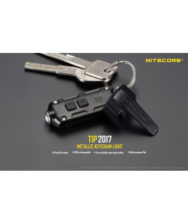 Nitecore Tip CRI - Schlüsselanhänger Light - Grün