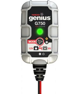Noco Genius G750 Multicharger 6/12V - 0.75A
