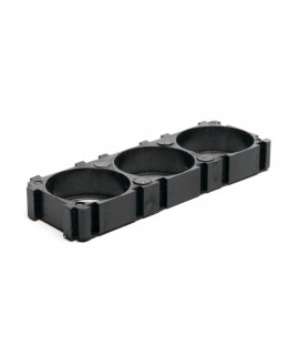 3x18650 Batterie Spacer Halter