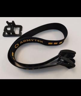 Stirnband + Halter für Armytek Wizard C1 und Elf C1