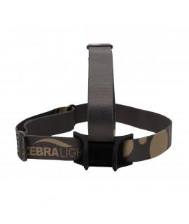 H600 / H603 / H604 Stirnband + Topband mit Silikonhalterung