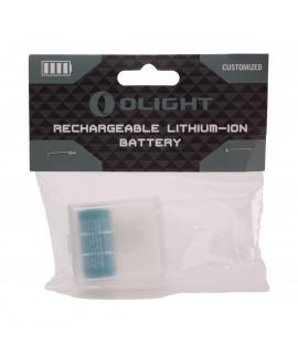 Olight RCR123A Batterie für S1RII