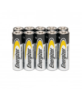 10 AA Energizer industriell