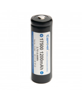 Keeppower 17500 1200mAh (protected) - 2.4A