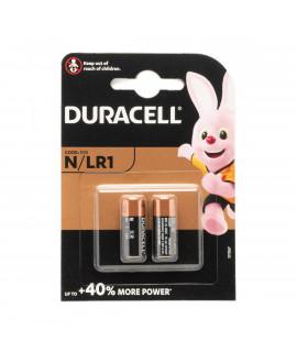 2x N (LR1 / E90 / MN9100) Duracell - 1.5V