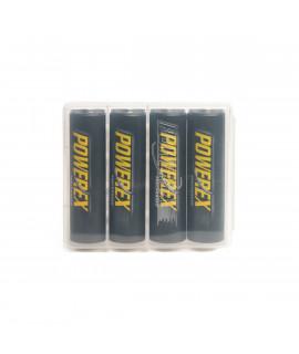 4 AA Maha Powerex Precharged - 2450mAh