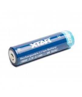 XTAR 18650 2200 mAh (geschützt) - 5A