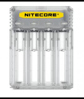 Nitecore Q4 Ladegerät - Lemonade
