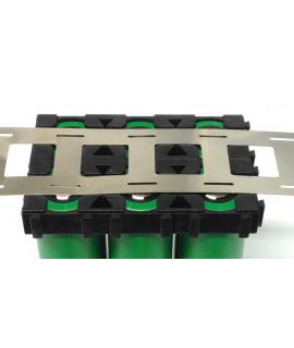 1 Meter Nickel Batterie Lötstreifen  - 27mm*0.15mm - für 18650 SPACER