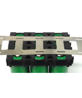 1 Meter Nickelbatterielötstreifen - 39,5 mm * 0,15 mm - für 26650 SPACER