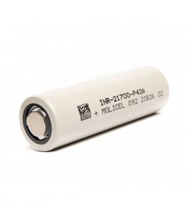 Molicel INR21700-P42A 4000mAh - 45A