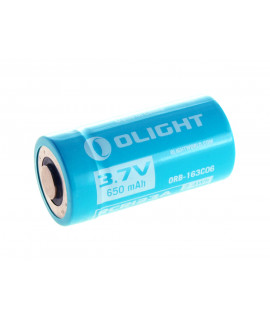 Olight RCR123A Batterie für H1R/S10RIII