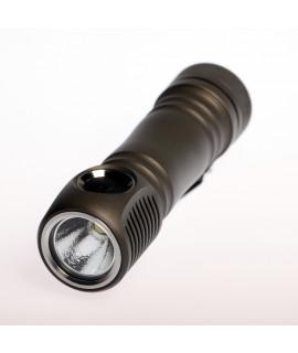 Zebralight SC64w 18650 XHP35 Neutral Weiß Hohe Intensität Taschenlampe