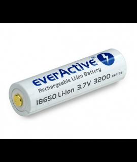 EverActive Micro USB 18650 3200mAh (geschützt) - 7A