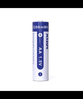XTAR R6 / AA 2000mAh (geschützt) - 1,5V