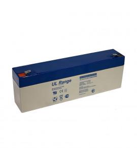 Ultracell 12V 2.6Ah Bleibatterie