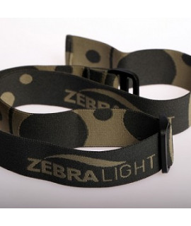 Zebralight-Stirnband